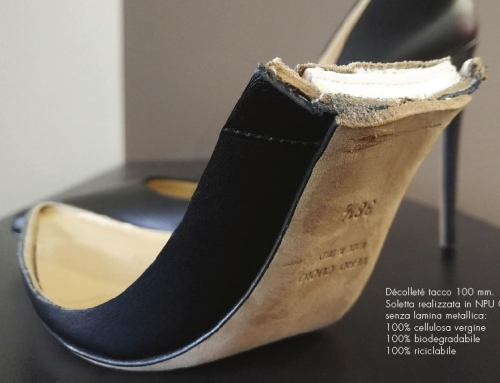Kiefer Von Zoe: eco-friendly insoles even without a metal shank, also for high heels